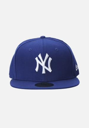 New Era  59FIFTY NY Yankees Headwear Blue