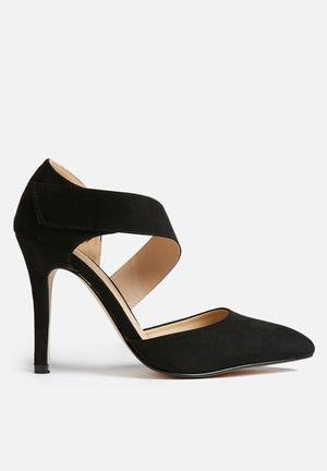 Therapy Beacon Heels Black