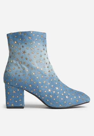 Kylee Denim Star Boot