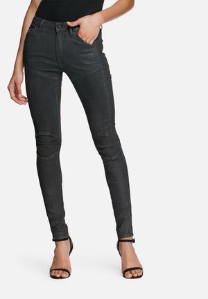 G-Star RAW 5620 High Skinny Jeans Grey
