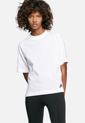 Nike Bonded Top T-Shirts White