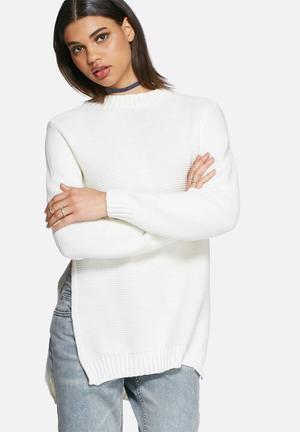 Daisy Street Knit Knitwear Cream