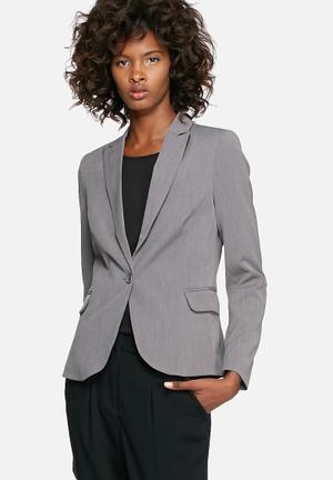 Vero Moda Roro Blazer Jackets Grey