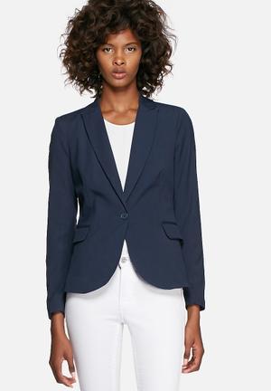 Vero Moda Roro Blazer Jackets Navy
