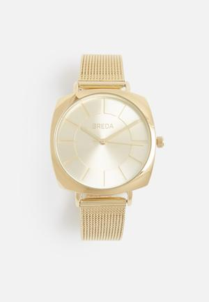 Breda Watches Vix Watches Gold