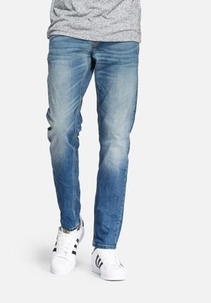 Jack & Jones Jeans Intelligence Mike Comfort Denims Jeans Blue