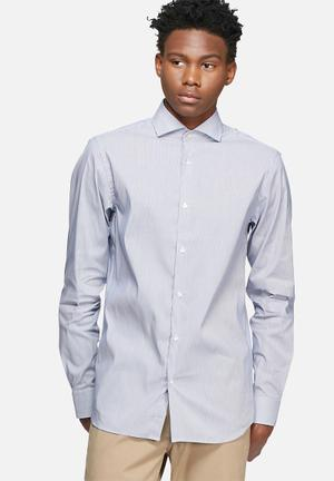 Jack & Jones Premium Michael Slim Shirt Navy