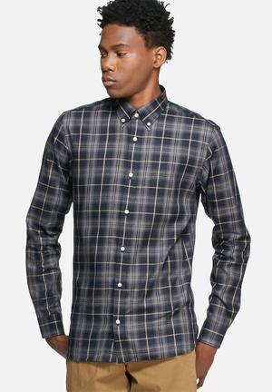Jack & Jones Premium San Francisco Slim Shirt Navy