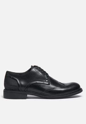 G-Star RAW Warth Formal Shoes Black