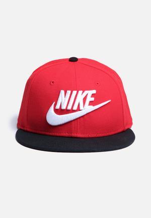 Nike Futura True Headwear Red