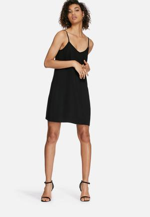 Dailyfriday Slip Dress Casual Black