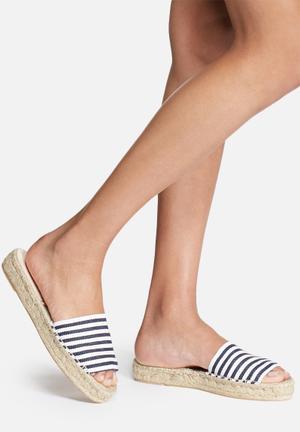 Espadril Paleta Marinera Sandals & Flip Flops Navy & White