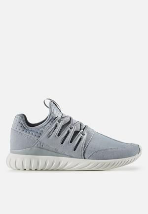 Adidas Originals Tubular Radial Sneakers Light Grey