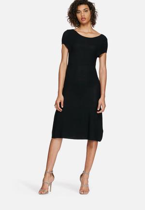 Marcella knit dress