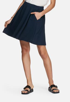 Vero Moda Goiacity Skirt Navy
