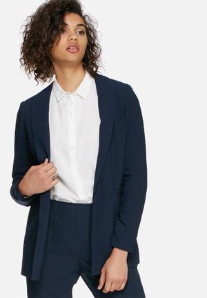 Vero Moda Goiacity Blazer Jackets Navy
