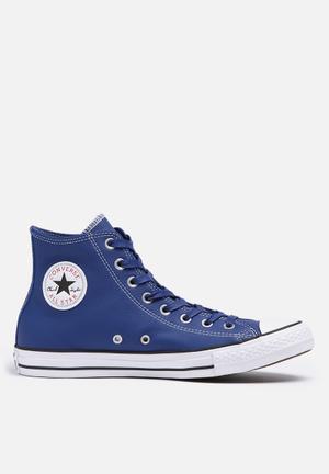 Converse Chuck Taylor All Star Classic HI Sneakers Roadtrip Blue / Casino