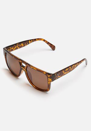 Lundun Bennet Eyewear Brown Tortoise Shell