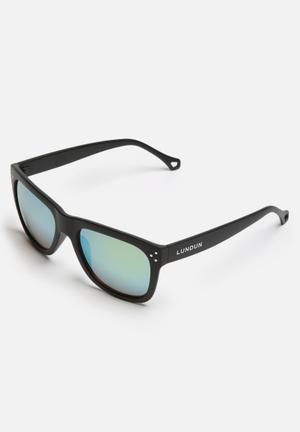 Lundun Ryan Eyewear Black