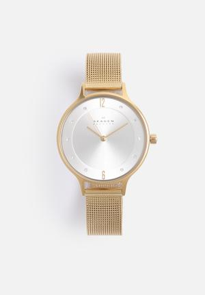 Skagen Anita Watches Gold