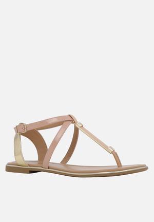 Call It Spring Boulanger Sandals & Flip Flops Pale Pink