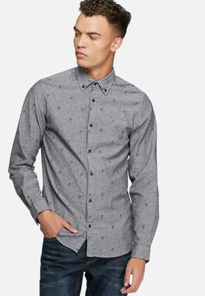 Jack & Jones Originals Foo Shirt Black