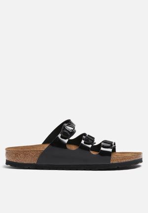 Birkenstock Florida Sandals & Flip Flops Black