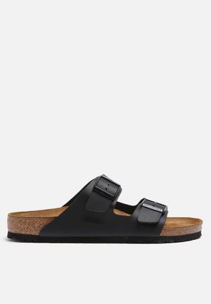 Birkenstock Men's Arizona Sandals & Flip Flops Black