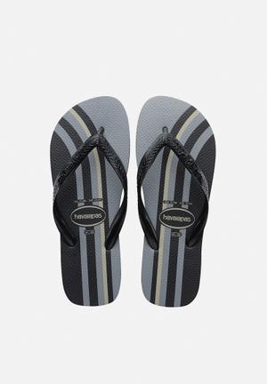 Havaianas Top Basic Sandals & Flip Flops Black