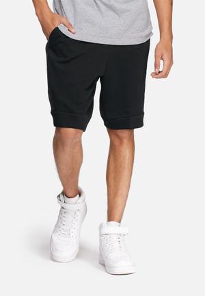 Nike Tech Fleece Shorts Black