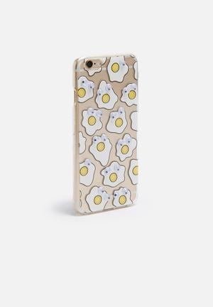 Skinnydip Fried Egg IPhone 6/6s Cover Yellow