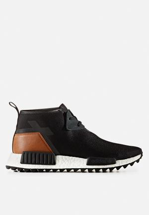 Adidas Originals NMD_C1 TR Sneakers Core Black / Ftw White
