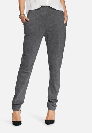 Selected Femme Sasha Pants Trousers Grey