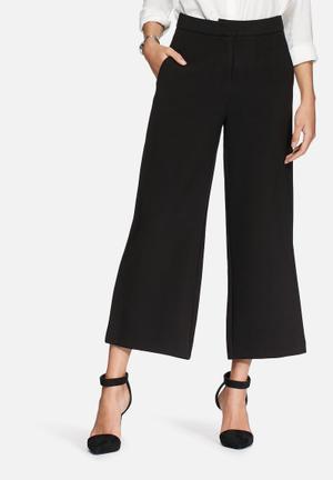 Selected Femme Latte Pants Trousers Black
