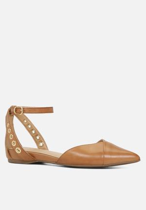 ALDO Bojarski Pumps & Flats Brown