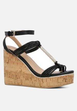 ALDO Casabella Heels Black
