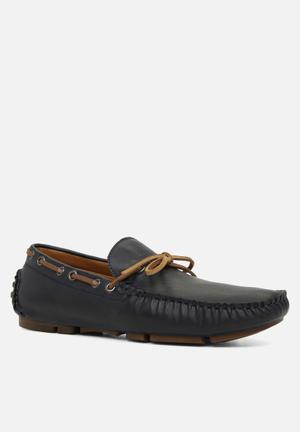 ALDO Betton Slip-ons And Loafers Navy