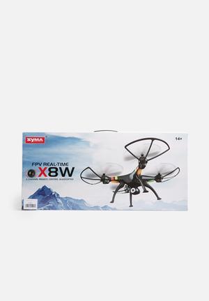 SYMA X8W Quadcopter 2.4G Toys & LEGO