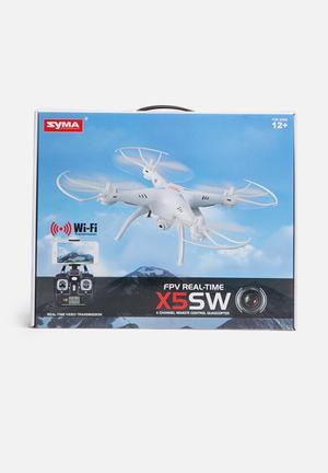 SYMA X5SW Quadcopter 2.4G Toys & LEGO