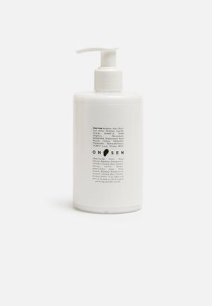 Sixth Floor Onsen Hand Cream Pump Bath Accessories Plastic