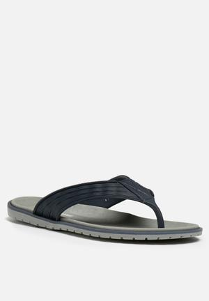 Call It Spring Rockland Sandals & Flip Flops Navy