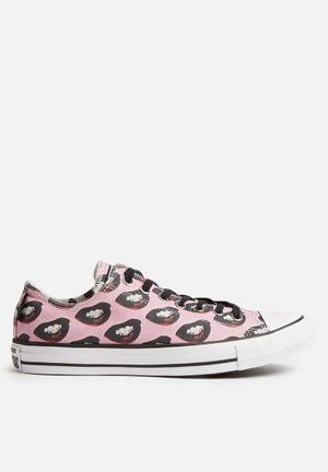 Converse Chuck Taylor All Star Sneakers Lichen / Orchid Smoke