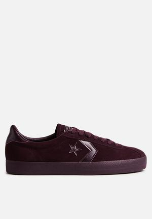 Converse Breakpoint Low Sneakers Black Cherry