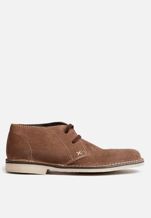 Grasshoppers Kyle Boots Brown