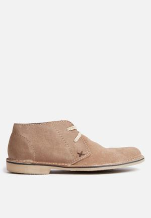 Grasshoppers Kyle Boots Beige