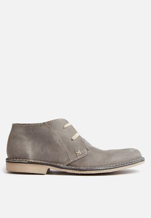 Grasshoppers Kyle Boots Grey
