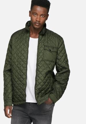 Only & Sons Josep Jacket  Green