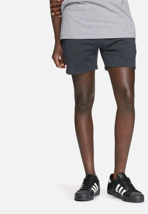 Only & Sons Campy Sweat Short Navy