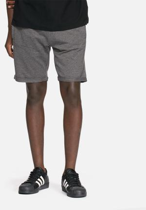 Only & Sons Huxi Sweat Shorts  Grey