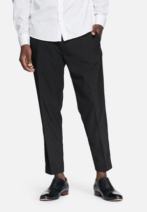 Jack & Jones Jeans Intelligence Ace Anti Fit Cropped Pants Black